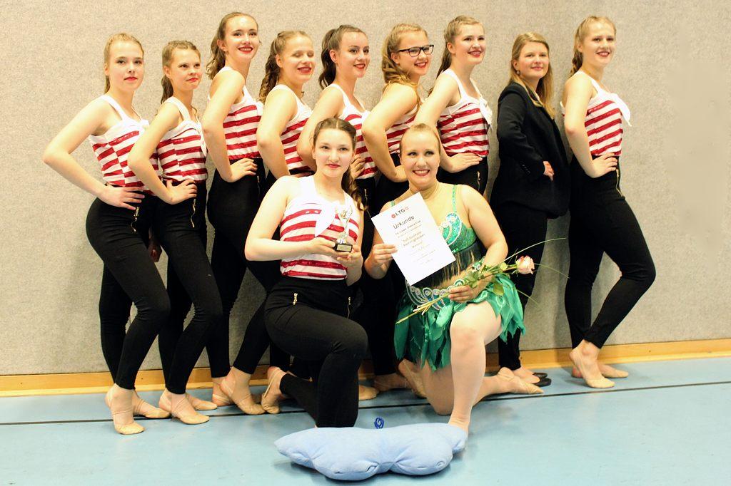 Tanzgruppe Mariposa