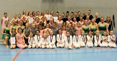 Der 19. Lippe Dance-Cup in Oerlinghausen