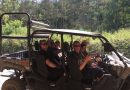 Alt Herren auf Safari mit Trainingslager ;-)
