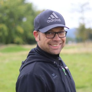 Sportlicher Koordinator Damenfußball Mike Krüger