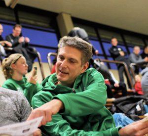 Sportlicher Leiter Damenfußball Andreas Suermann