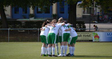Weichenstellung für den Damen- und Mädchenfussball beim TuS Eichholz-Remmighausen!