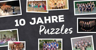 Puzzle's feiern 10-jähriges Jubiläum!